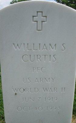 William S Curtis