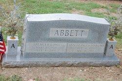 Ann Frances <I>Simmons</I> Abbett