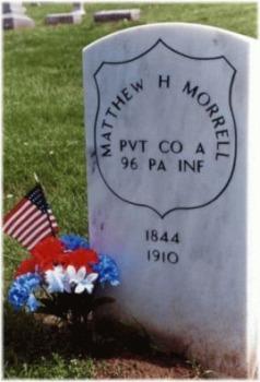 Pvt Matthew Henry Morrell