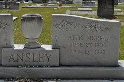 Attis <I>Morris</I> Ansley