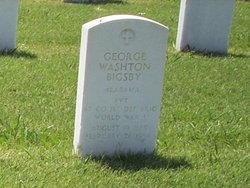 George Washton Bigsby