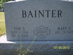 Thomas S Bainter