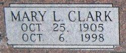 Mary Lucille <I>Clark</I> Ellis