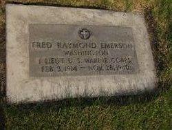 Fred Raymond Emerson