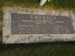 Lewis J. Emerson
