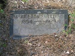 Marrietta Sullivan