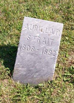 Aurilla P Strait