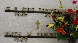 """George Patrick """"Pat"""" Tannehill"""