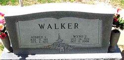 "Aubrey Lee ""Arb"" Walker"