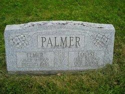 Louise <I>Dudichum</I> Palmer
