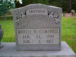 Myrtle May <I>Hennington</I> Campbell