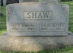 David Alfred Shaw