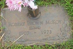 Robert Brown McKoy