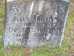 Ada <I>Longino</I> Brown