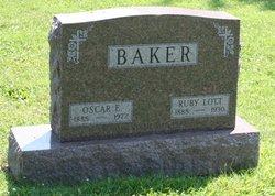 Ruby <I>Lott</I> Baker