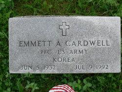 """Emmett Aaron """"Pete"""" Cardwell"""