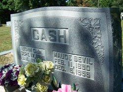 """John Calhoun """"JC"""" Cash, Jr"""