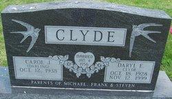 Daryl Ellis Clyde
