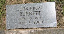 John Creal Burnett