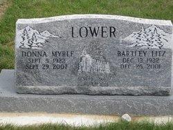 Donna Myrle <I>Mather</I> Lower