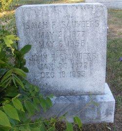 Isaiah Flavious Saunders