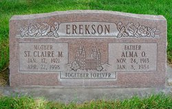 Alma Owen Erekson