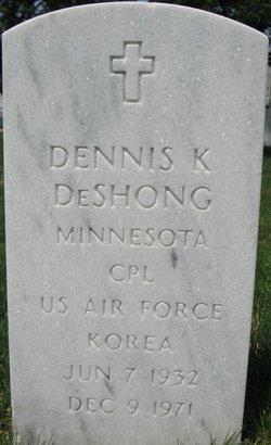 Dennis Keith Deshong
