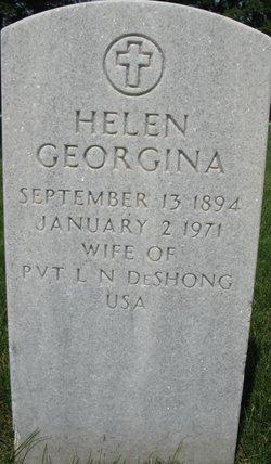Helen Georginia Deshong