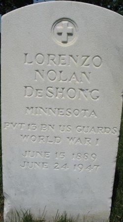 Lorenzo Nolan Deshong