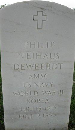 Philip Neihaus Deweerdt