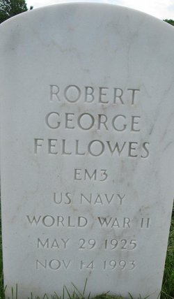 Robert George Fellowes