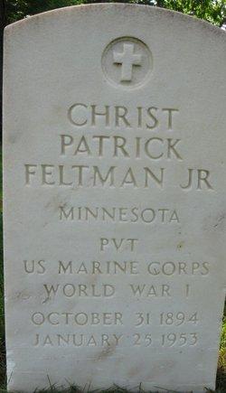 Christpatrick Feltman, Jr