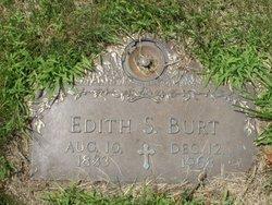 Edith S Burt