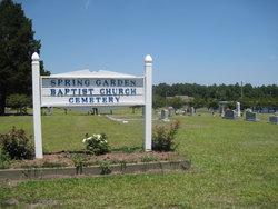 Spring Garden Baptist Church Cemetery