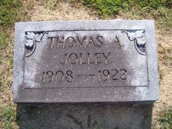 Thomas Alvy Jolley