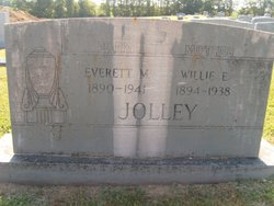 Willie E <I>McNeilly</I> Jolley