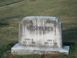 John Edwin Amspacher