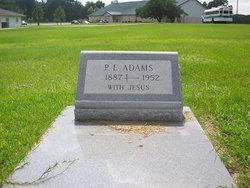 P. E. Adams