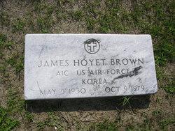 James Hoyet Brown