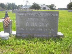 Donald Jefferson Quincey, Sr