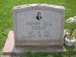 Vernon Paul Taylor