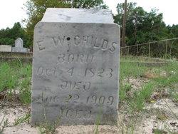 Edward Washington Childs