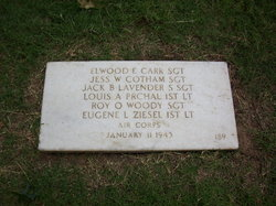 SGT Elwood Edward Carr