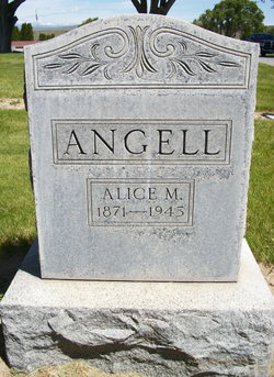 Alice Margaret <I>Savage</I> Angell