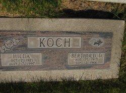Berthold D. Koch