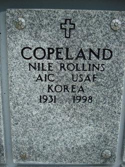 Nile Rollins Copeland