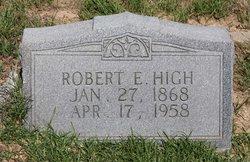Robert E. High