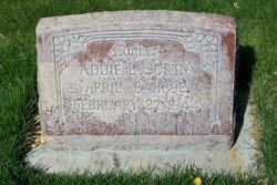 Addie Lorenia <I>Irish</I> Curtis