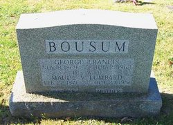 Maude Vernon <I>Lumbard</I> Bousum