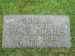 Sena H. <I>Hults</I> Minnis